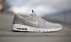 Nike SB Stefan Janoski Max Grey • Highsnobiety