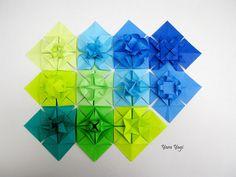 Yara Yagi - Arte em Papel: Como sempre...
