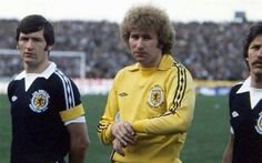 Alan Rough - 53 caps for Scotland. (1976 - 1986)