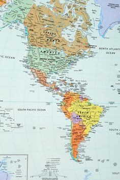 The map shows the states of north america canada usa and mexico shop dry erase world map at urban outfitters today we carry all the latest styles colors and brands for you to choose from right here gumiabroncs Gallery