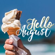 Hello August, August Month, New Month, All The Months, Months In A Year, Emoji Stickers, Year Quotes, Summertime Sadness, Summer Months