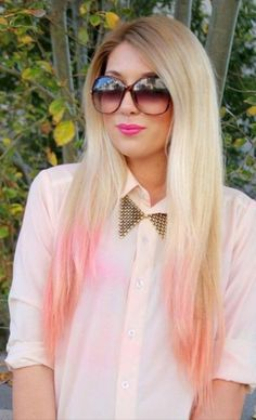 Tie Dye Hair Options, Tips and Tricks - Glam Bistro