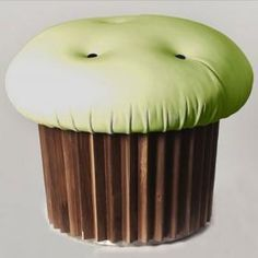 Mini-muffin-pouffe