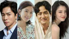 "Korean Drama ""The Married Life"" Confirms Complete Cast Drama News, Web Drama, Kim Young Min, New Korean Drama, Tae Oh, Cute Romance, Happy Married Life, Plot Twist, Korean Actors"