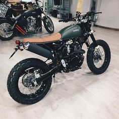 The very last unit tracker built for this limited series.  #tracker #motorcycle #scrambler #urbanenduro #bike #custom #built #caferacer #BMCO