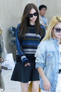 141007 yoona's airport fashion