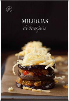 Milhojas de berenjena {by Paula, Con las Zarpas en la Masa}