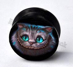 Cheshire Cat Plugs  50 pieces / lot  ||  $0.70 / piece