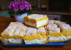 Kedvenc Túrós Pite Dessert Drinks, Cornbread, Tart, French Toast, Food And Drink, Cookies, Breakfast, Ethnic Recipes, Recipes