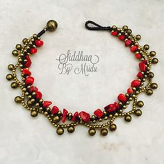 Something about this handcrafted tinkle ....Magical :*  ‪Shop via: Facebook: www.facebook.com/houseofsiddhaa Instagram: www.instagram.com/the.siddhaa Watsapp: +91 86524 91000