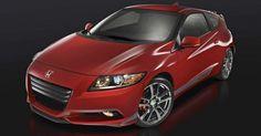 Honda CRZ HPD Turbo kit