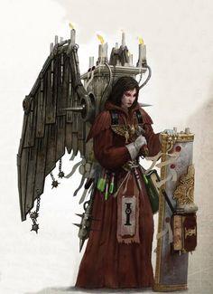 Inquisitorial Aide