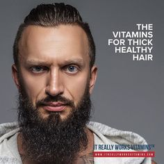Take The 90 Day Challenge and Get Stronger, Thicker, Healthier with It Really Works Vitamins, or your money back. Grab 10% off your first order with discount code MENSHEALTH10 Shop here → www.itreallyworksvitamins.com Made in The UK 🇬🇧