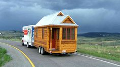 How to Build a Tiny House - DIY Downsizing: Tumbleweed Tiny House Company offers kits or ready-made homes from 65-140 sq feet. Description from indulgy.com. I searched for this on bing.com/images