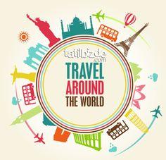 Bavulunuz Hala Hazır Değil Mi? Dünyayı Gezmek İsteyenler Buraya #tatilbizde #yurtdisi #yurtdisiturlari