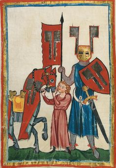 "Tagged ""codex manesse"" 