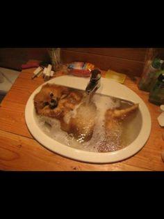 Hot tubbin :)