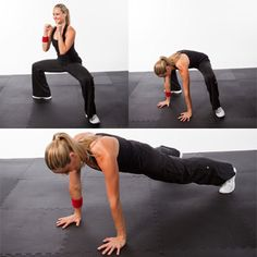 These tough kickboxing workout moves that require zero equipment and can be done pretty much anywhere. Try this kickboxing workout for a mental and cardio challenge—and a bit of strength work, too. Core Workout Challenge, Cardio Workout Routines, Kickboxing Workout, Easy Workouts, Workout Videos, Yoga Fitness, Fitness Tips, Fitness Workouts, Sup Yoga