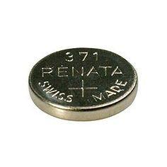 Renata 371 Button Cell watch battery Renata. $1.85. Save 38% Off!