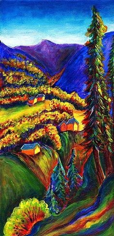 On the Way to Ouray - Sold