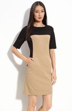 Trina Turk Color Blocked Dress as seen on Nordstroms website