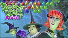 Bubble Witch Saga 2 Hack and Cheats on iOS - Android