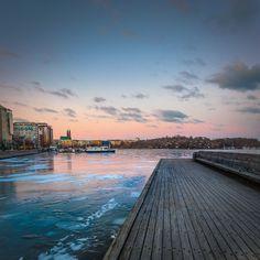 Sjöviken Pier
