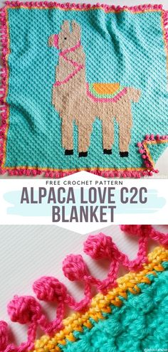 How to Crochet Alpaca Love Blanket Alpaca Love Blanket Free Crochet Pattern Every crocheter loves alpacas, that's a widely known Crochet Border Patterns, Crochet Blanket Border, Crochet Designs, Crochet Edges For Blankets, Crochet Geek, Free Crochet, Textured Yarn, Knitting Projects, Couture