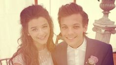 Louis Tomlinson's Ex-Girlfriend Eleanor Calder Is 'Shocked' By Reports He's Expecting A Baby  | MTV UK