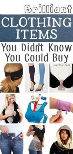 """My latest find on Trusper may blow you away: """"Brilliant Clothing Items You Didn't Know You Could Buy"""""""