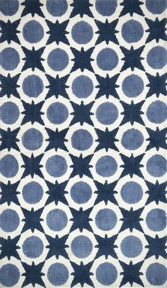 Loloi Piper PI-07 Denim Rug. This would be perfect in my bedroom right now.