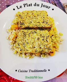 Terrine de poireaux aux lentilles corail – IG bas, végétarien, sans gluten & sans lactose   Health'IG bas - recettes de cuisine saines et gourmandes à IG bas
