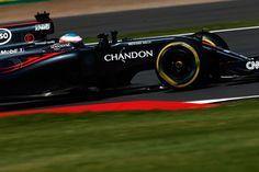 マクラーレン・ホンダ:F1イギリスGP 初日レポート  [F1 / Formula 1]