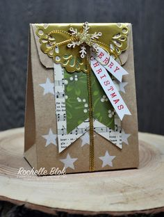 The Stamping Blok: Inkreators Blog Hop - Gift Packaging
