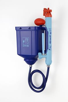 """LifeStraw® Family Water Filter - 99.99%bacterira, viruses, rotozoa; reduces mddiness, requires no running water or piped in water supply, WHO """"highly protective"""" cat; BPA and chemical free; 4755 gallons (18,000 liters) of water to 0.02 microns"""