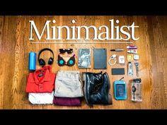 (1) Minimalist DIY Travel ESSENTIALS   PRO Packing Tips ✈🌎 - YouTube