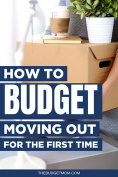 Living on your own comes with new expenses so you must prepare your finances ahead of time. Independence is a fantastic thing but enjoying that new freedom can be more expensive than you think. Here is how to prepare your budget for moving out. Saving Money Quotes, Money Saving Challenge, Money Saving Tips, Money Tips, Budgeting Finances, Budgeting Tips, Cash Envelope System, Paying Off Credit Cards, Money Plan