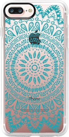Casetify iPhone 7 Plus Case and iPhone 7 Cases. Other Pattern iPhone Covers - Bohemian Floral by Nika Martinez | Casetify