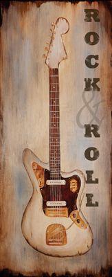 RB2247  Guitar Jam II  20x8