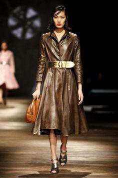 Prada, Look 31. xoxo, k2obykarenko.com #MFW #FW13
