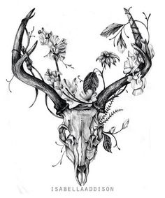 This is gorgeous. Would probably have to be waaaay too big for what I want tho. Maybe as a hip tattoo instead..