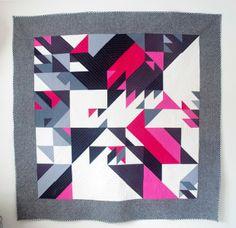 Libs Elliott quilt with not so great border