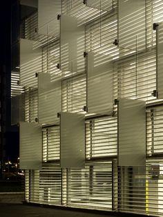 Headquarters of Telefonica. Madrid, Spain. Rafael de la Hoz.