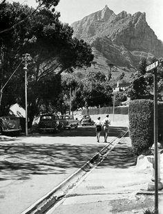 Tafelberg Road 1960 | Flickr - Photo Sharing!