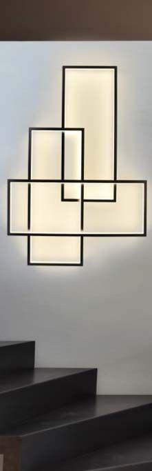 Luminaires Led CINIER radiateurs contemporains
