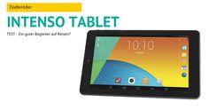 Vielen Dank Intenso! Was das günstige Tablet leistet und wie es sich im Test geschlagen hat, erfährst du hier.  http://flashpacking4life.de/intenso-tablet-im-test-ein-guter-begleiter-auf-reisen/