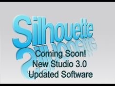 As one of the many dedicated Beta testers for the Studio 3 software; I wanted to give you a look at the improvements Silhouette has worked so hard to bring t...