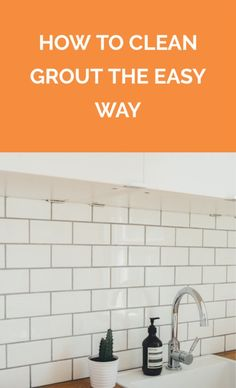 39 best how to clean grout images in 2019 cleanser cleaning hacks rh pinterest com