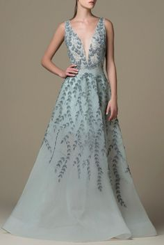 Women S Fashion Online Sites Info: 8827772677 Navy Evening Dresses, Evening Gowns, Prom Dresses, Tulle Gown, Beaded Gown, Black Lace Gown, White Dress, Saiid Kobeisy, Illusion Dress
