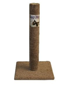 Classy Kitty Cat Carpet Scratching Post, Assorted Colors *** Check this awesome product by going to the link at the image. (This is an affiliate link and I receive a commission for the sales) #Cats